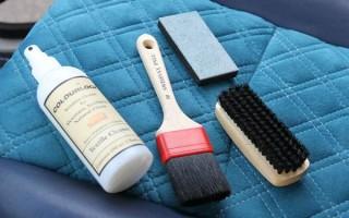 Как и чем чистить алькантару: средство для чистки, правила ухода и советы