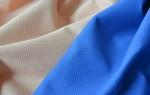 Трикотажный материал пике: все о плотной ткани, что шьют и как ухаживают, отзывы