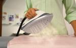 Как правильно гладить тюль из органзы и как стирать, чтоб не гладить