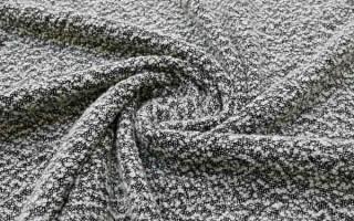 Описание ткани букле: свойства, плюсы и минусы материала, лайфхаки в работе