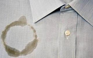 Как эффективно вывести пятна масла с одежды и что категорически нельзя делать