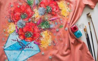 Обзор красок и красителей для ткани, все возможные варианты — что выбрать