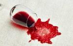 Как эффективно отстирать красное вино, не испортив одежду, — ТОП способы