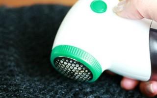 Как эффективно убрать катышки с одежды — простые советы с машинкой и без