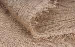 Что такое мешковина: описание, как называется ткань и из чего ее делают