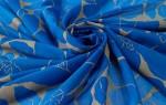 Что такое креп-жоржет: свойства и применение, все что нужно знать о ткани