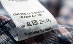 Полная расшифровка знаков на этикетке по уходу за одеждой — удобный формат