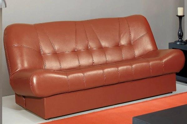 Дерматиновый диван
