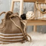 Мешковина сумка