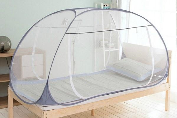 Накомарник для кровати