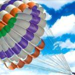 Перкаль парашют