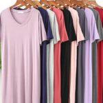Рубашки из ткани модал
