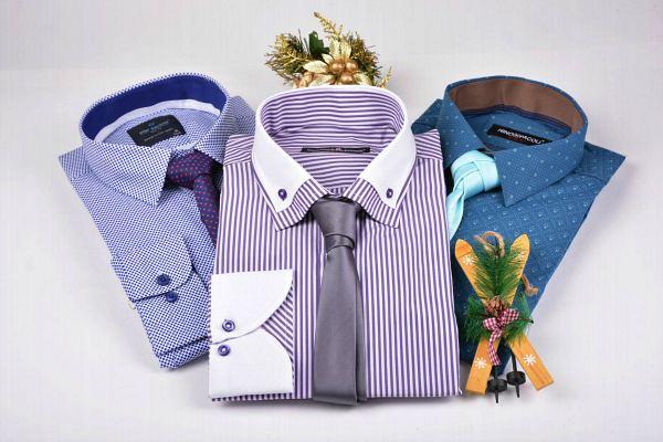 Рубашки упакованы