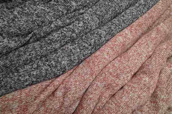 Меланж ткань