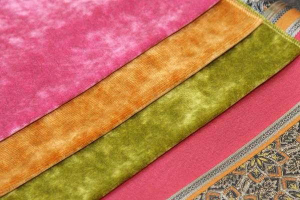 Велюр ткани
