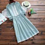Муслин платье